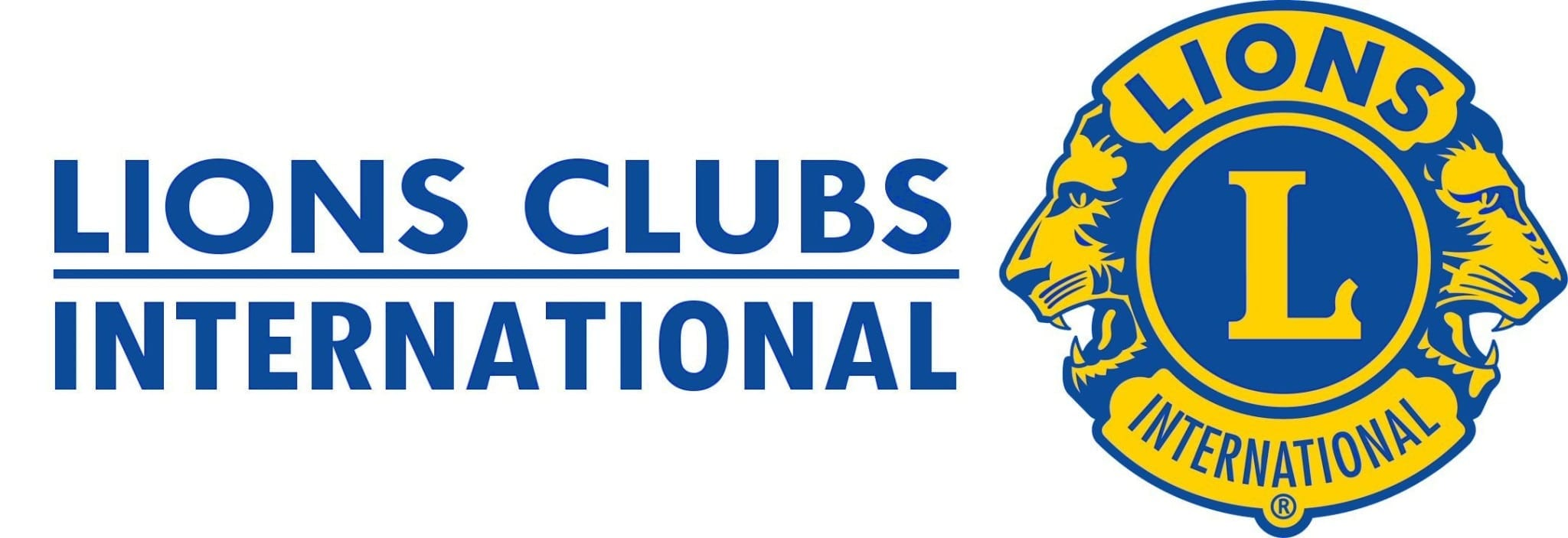 Image showing the lions club international logo