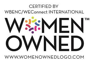 Certified WBENC Women's Business Enterprise logo