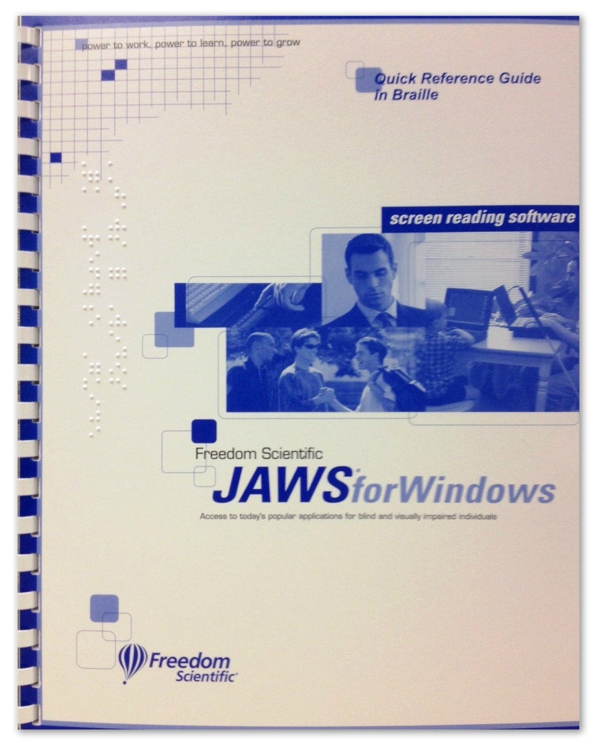Freedom Scientific Releases New JAWS 14 - Braille Works Blog
