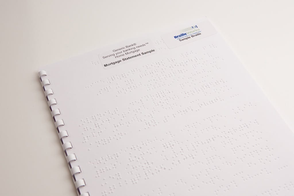 What is the Turnaround Time on Braille Printing? - Braille Works