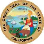 Image of the official California state seal