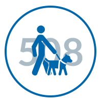 Image showing the Braille Works 508-Compliance Icon