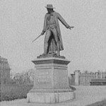 A William Prescott statue