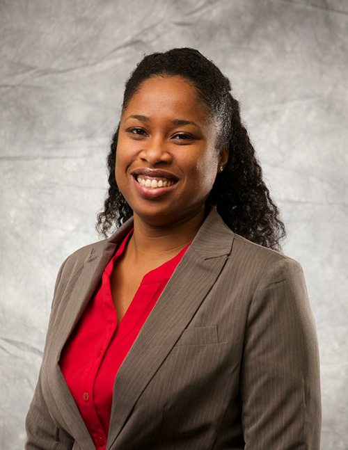 Image showing Sonja Forbes, Braille Works 508 Compliance Program Manager