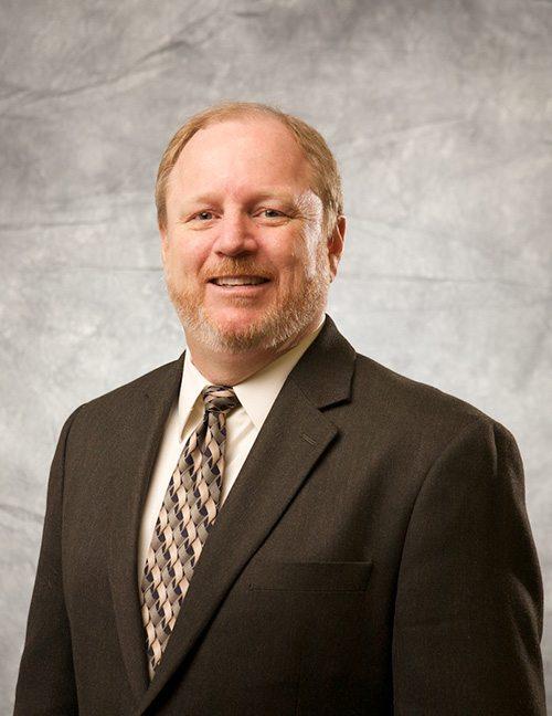 Image showing Glen Schubert, Braille Works VP of Marketing