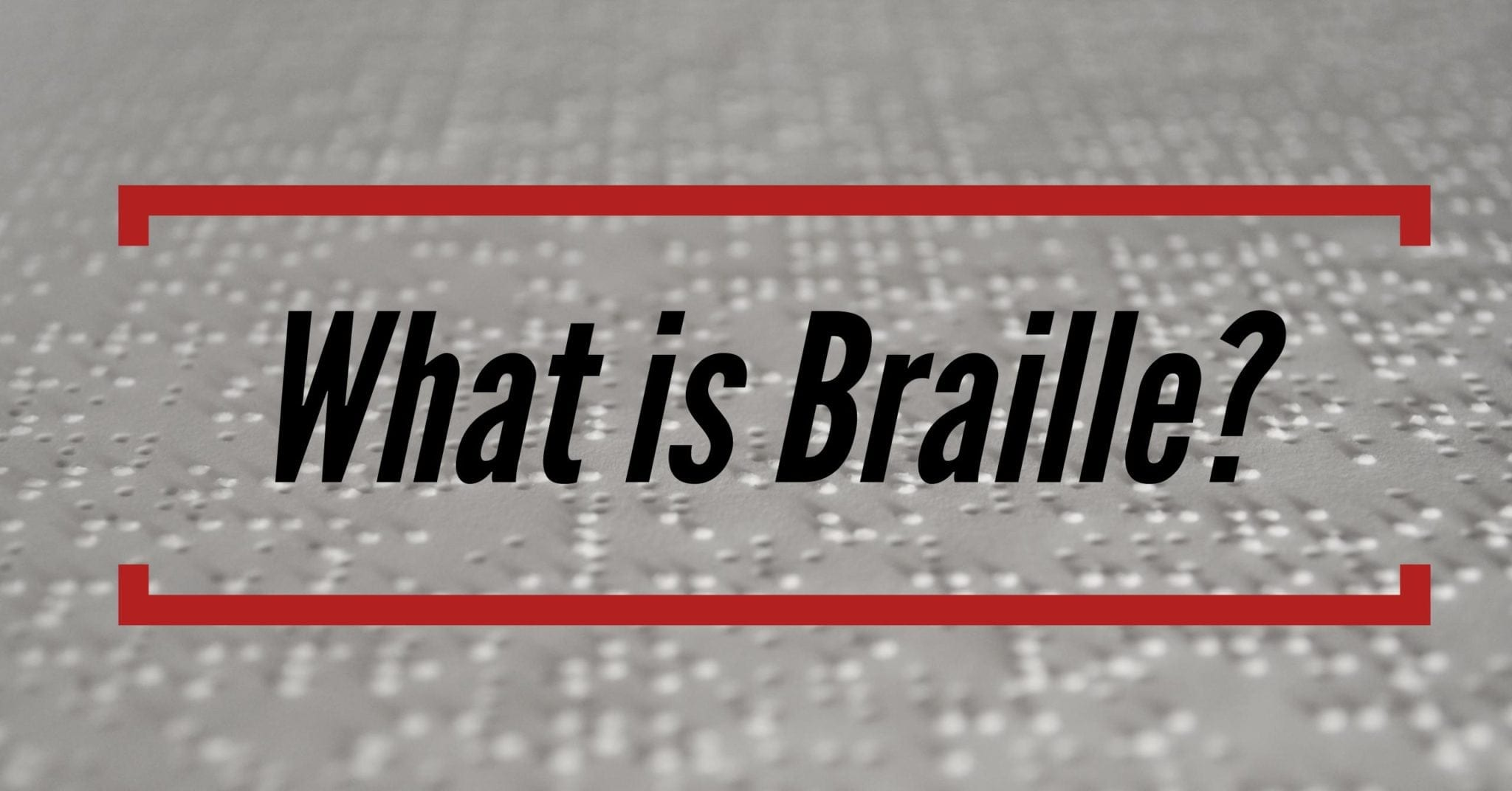 graphic relating to Printable Braille Alphabet identified as What is Braille - Braille Will work