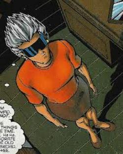 Blind Al from Marvel Comics (photo source: marvel.wikia.com)