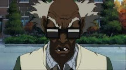 Colonel H.M. Stinkmeaner from the Boondocks