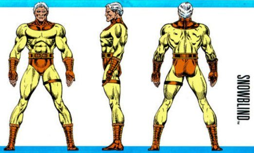 Snowblind from Marvel Comics' Ghost Rider (image source: allaboutduncan.com)