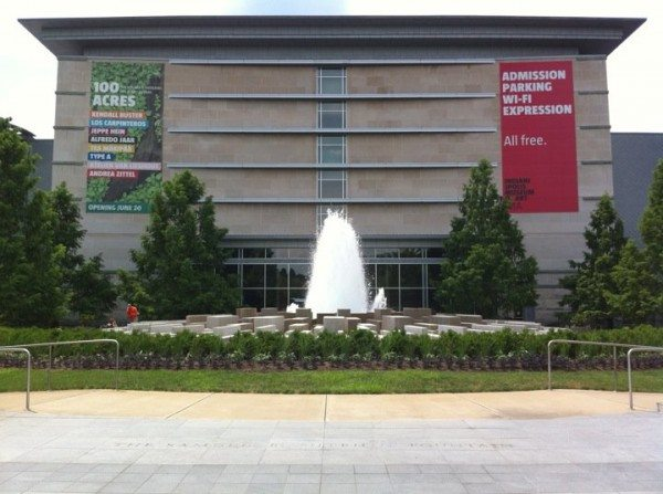 Image of the Indianapolis Museum of Art