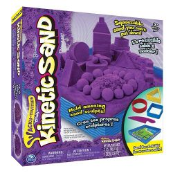 Image of the Wackytivities Kinetic Sand Beach Box Set