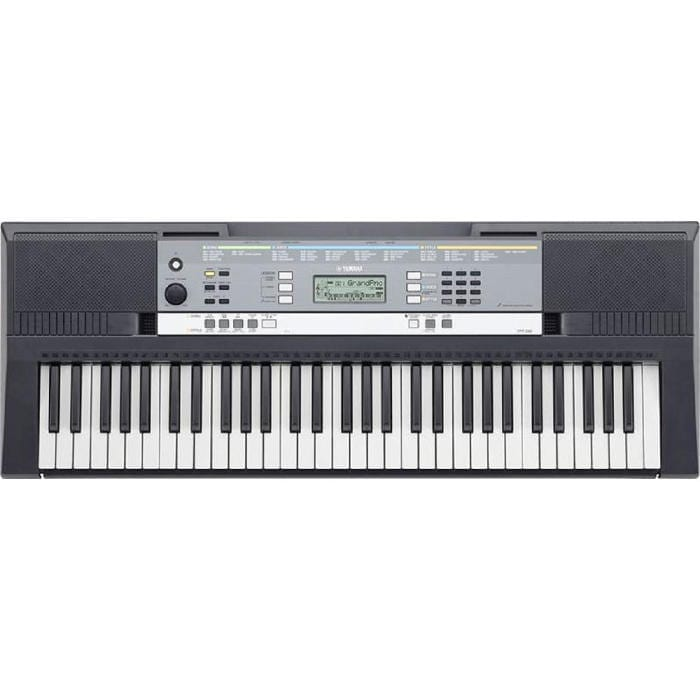 Image of the Yamaha YPT-240 portable keyboard
