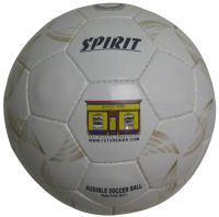 Image of the Rattle Soccer Ball available at Future Aids, The Braille Superstore