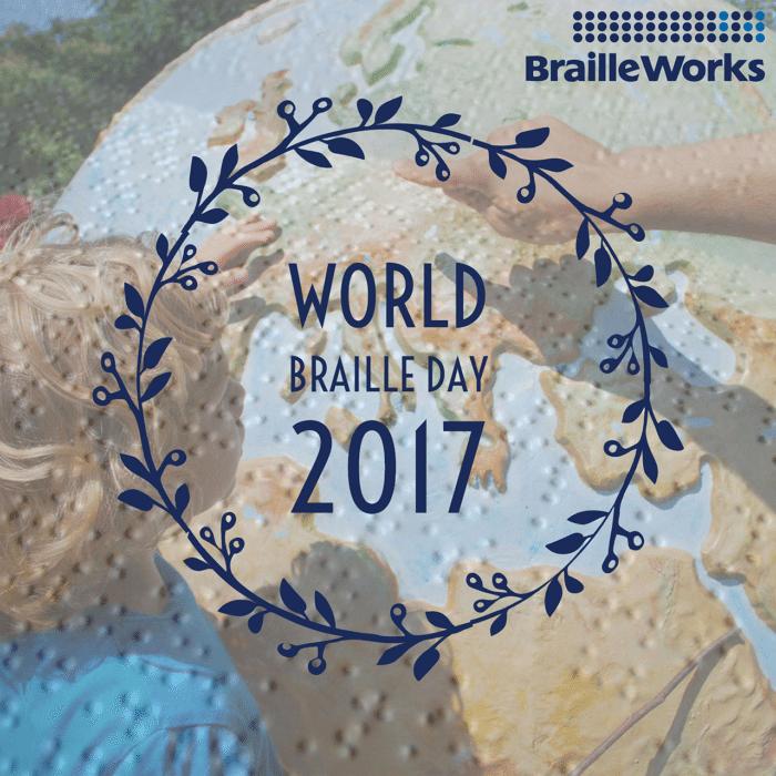 World Braille Day 2017