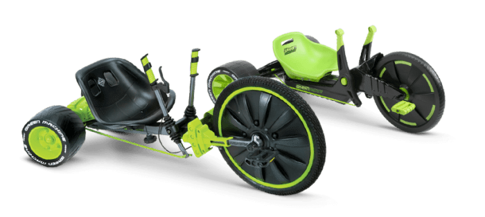 Green Machine Bikes
