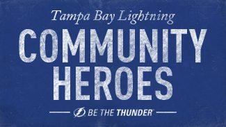 Lightning Community Hero logo.