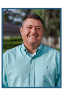 Image of Brian Frost, Braille Works Corporate Project Manager