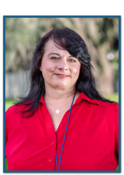 Image of Shannon Allen, Braille Works Government Project Manager