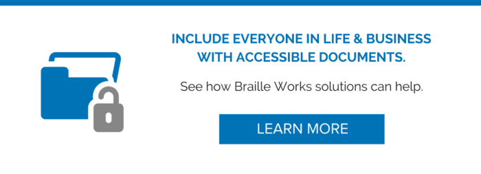 Learn more about accessible documents