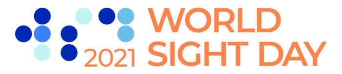 World Sight Day 2021 logo